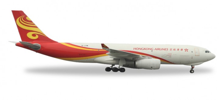 Hong Kong Airlines Cargo A330-200F B-LNW HE527378