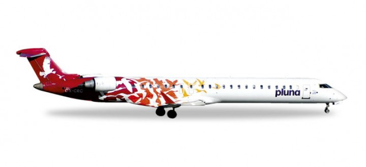 Pluna Bombardier CRJ-905 Herpa 527446 Scale 1:500