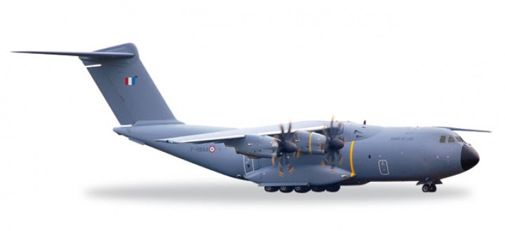 French Air Force Airbus A400M Atlas 527613 Herpa Scale 1:500
