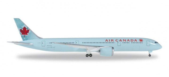 Air Canada 787-9 Reg# C-FNOG Herpa Wings 528016-001 Scale 1:500