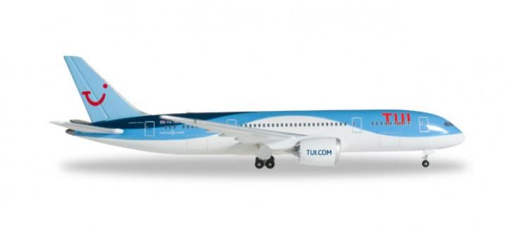 TUI Boeing 787-8 Herpa Wings 528894 Scale 1:500