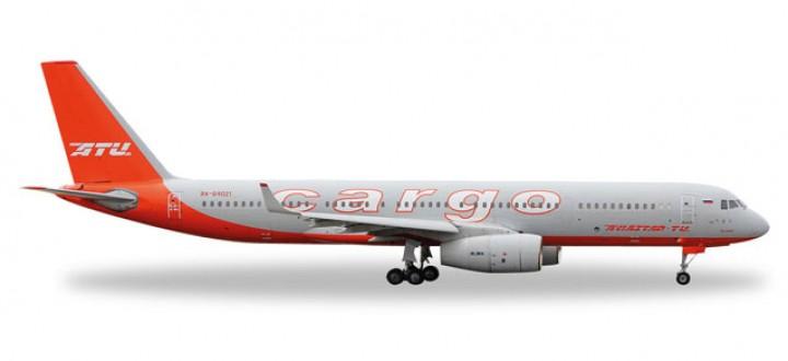 Aviastar Cargo Tupolev TU-204C Reg# RA-64021 Herpa 528931 Scale 1:500