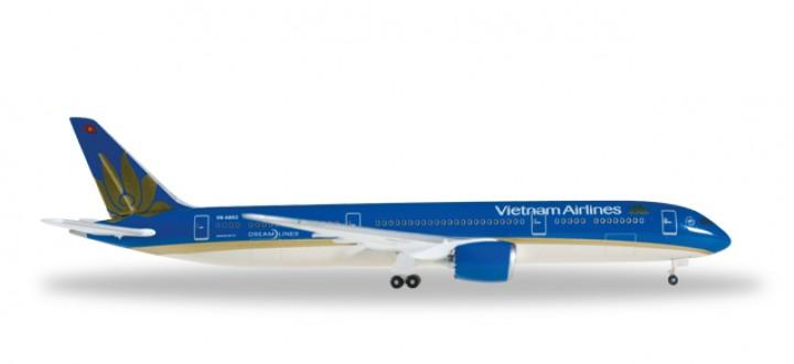 Vietnam Airlines 787-9 Reg# VN-A862 Herpa Wings 529006 Scale 1:500