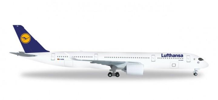 Lufthansa A350 XWB Reg# D-AIXA Herpa 529037 Scale 1:500