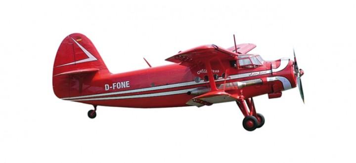 Air Albatros Antonov AN-2