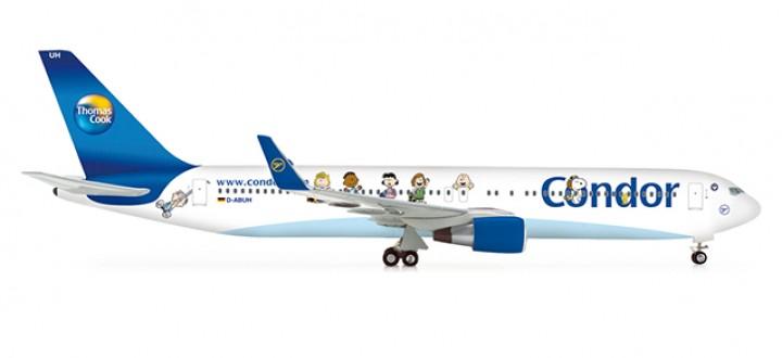 """Condor Boeing 767-300 """"Peanuts"""""""