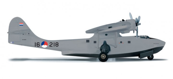 PBY Foundation Consolidated PBY-5A Catalina  Dutch HE556453   Scale 1:200