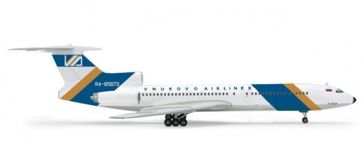Vnukovo Airlines Tupolev TU-154M RA-85673 1:200 HE556484