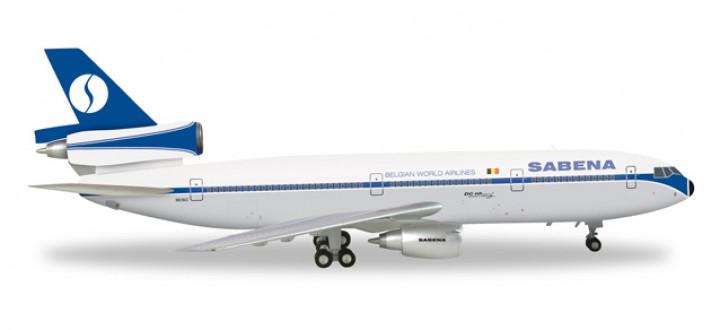 556705  Sabena (1980s colors) McDonnell Douglas DC-10-30 1:200 herpa