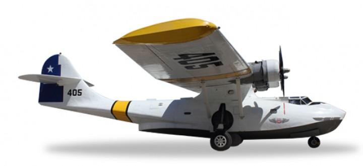 """Chilean Air Force PBY-5 (1:200) Manu Tara, Registration: """"CC-CDT-405"""" Scale 1:200 HE557009"""