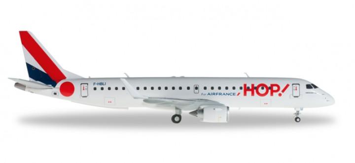 HOP! Air France Embraer 190 HE557276 1:200