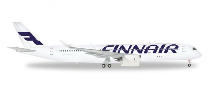 Finnair Airbus A350XWB  Herpa Wings 557511 by Herpa Scale 1:200