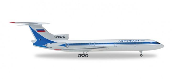 Aeroflot Tupolev TU-154 B2 Reg# RA-85363 Herpa Wings 557931 Scale 1:200