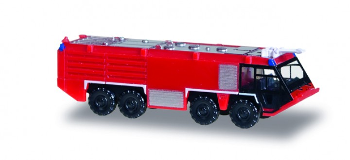 Airport Fire Engine Herpa Scenix Vehicle 558501 Scale 1:200
