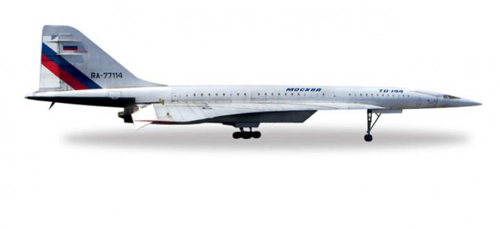 NASA TU-144L 562508 Herpa scale 1:400