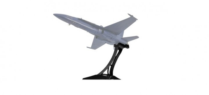 Display Stand F/A-18 1/72 STAND Herpa Wings 580595 Scale 1:72