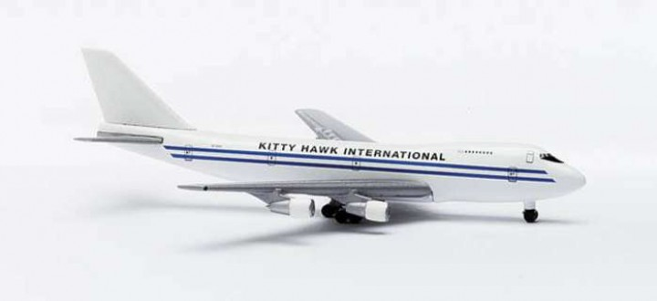 Kitty Hawk B747-200F