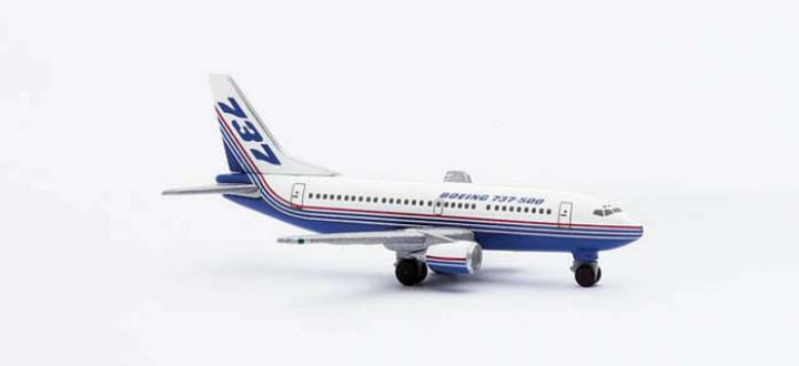 Boeing House B737-500