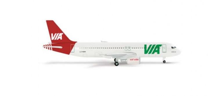 Air Via A320