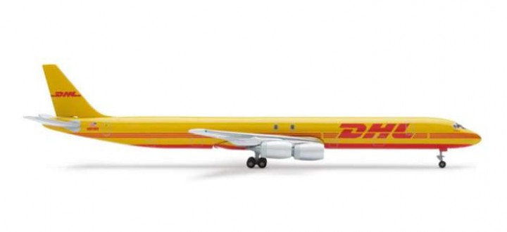 Dhl DC-8-73F