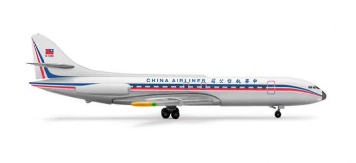 China Airlines Sud Caravelle