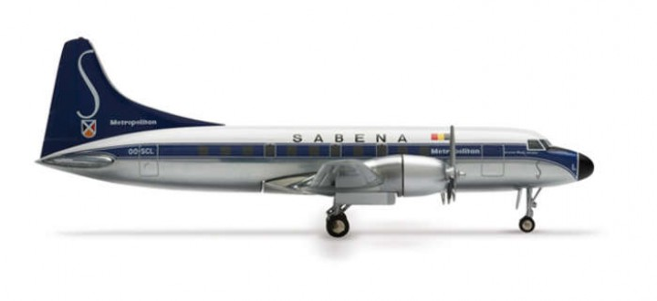 Sabena CV-440 HE515832