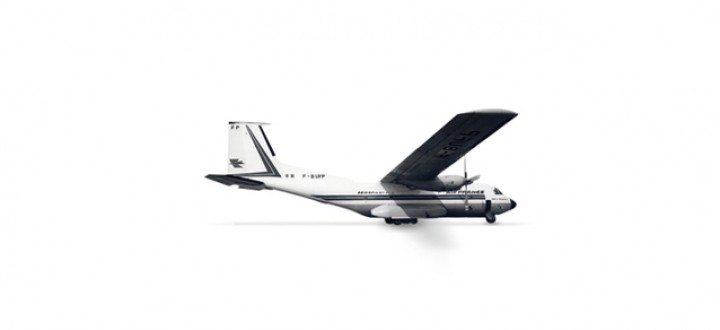 Herpa Air France C-160