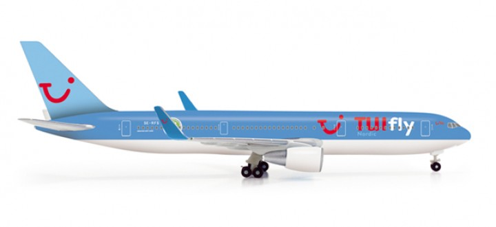 TUIfly Nordic Boeing 767-300