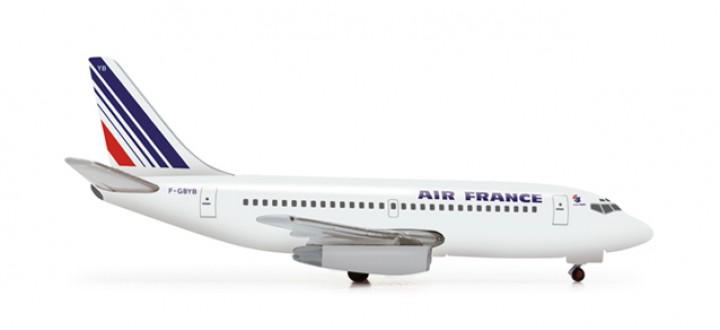Air France Boeing 737-200