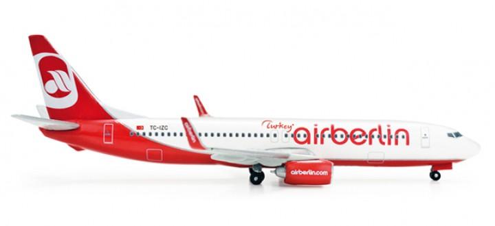 Air Berlin (Germany) B737-800