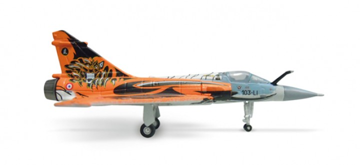 Sale! French AF Dassault Mirage 2000C, EC 1/12 Cambresis Herpa 555036 scale 1:200