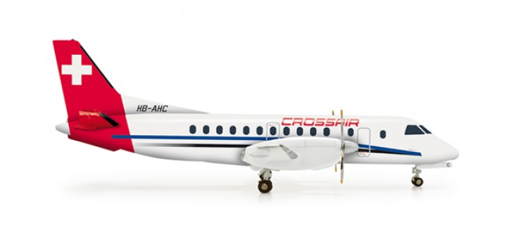 Crossair SF-340  HE555081 Scale 1:200