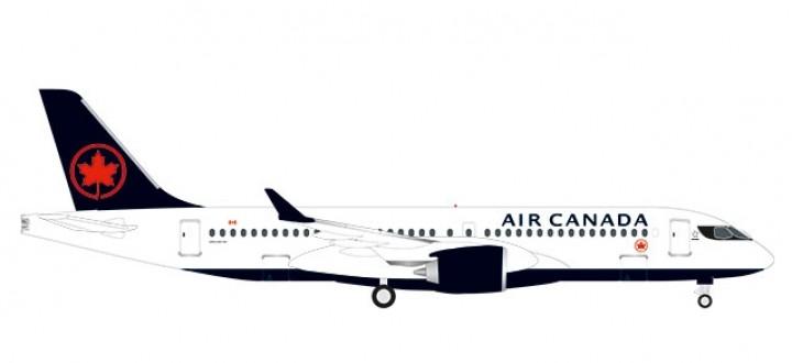 Air Canada Airbus A220-300 (Bombardier CS300) Herpa 533898 scale 1:500