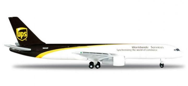 UPS 757-200 Reg #N431UP  HE524612 1:500
