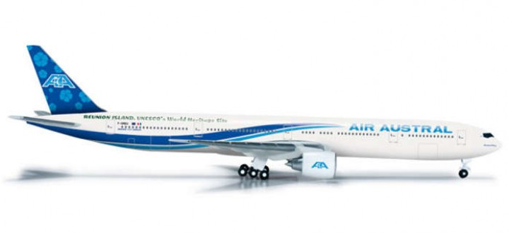 Air Austral 777-300ER  Reg # F-OREU HE524629 1:500