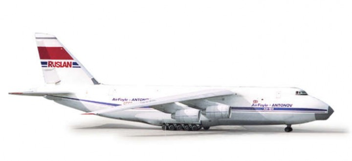 AN-124  Air Foyle/Antonov Airlines AN124 (limited) HE524865 1:500