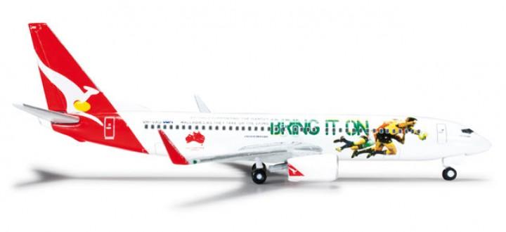 "Qantas Boeing 737-800 ""2013 Lions tour"" 1:500"