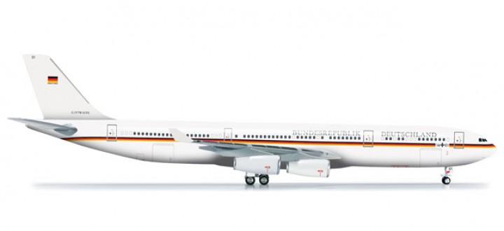 Luftwaffe (Flugbereitschaft) Airbus A340-300 1:200