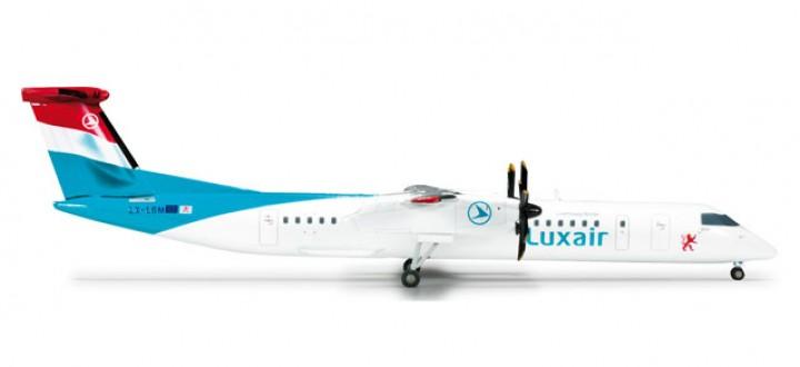 Luxair Bombardier Q400 1:200