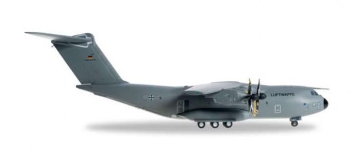 Luftwaffe Airbus A340M Atlas 54+02Herpa Wings 557207-001 Scale 1:200