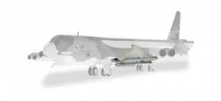 AGM-86 Cruise Missle Set for B-52 Siop Herpa Wings HE557559 Scale 1:200