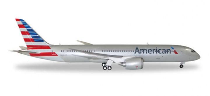 First American Boeing 787-9 Dreamliner by Herpa Wings 557887 Scale 1:200