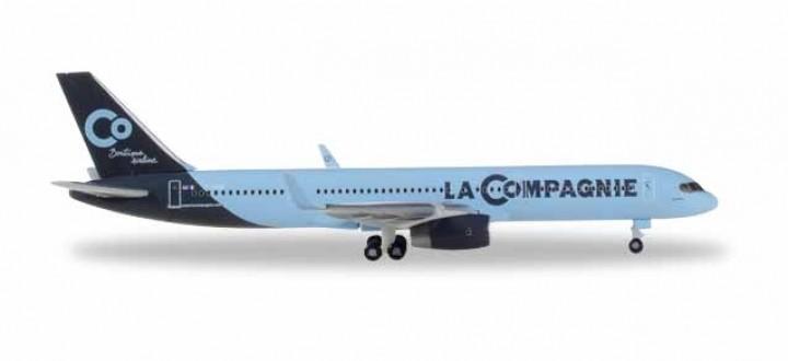 La Compagnie Boeing 757-200 Reg F-HCIE Herpa 531375 scale 1:500