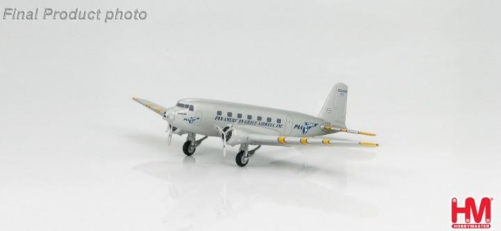 """Douglas DC-2  118A  """"NC14268,"""" Santa Ana,"""" Pan American Grace Airways,"""