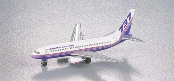 Boeing House B737-700