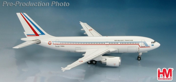 "French Air Force  Airbus A310-324  ""F-RADA"" 1:200"