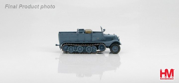 """Sd. Kfz.11 German 3-ton Half-Track 11th Panzer Div., Eastern Front 1941 """"WH-57 206"""" 1:72 HG5102"""