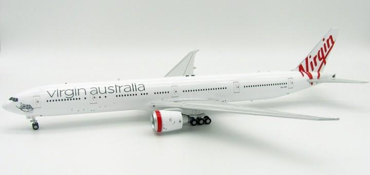 Virgin Australia Boeing 777-300ER VH-VPD stand InFlight B-773VA-001 scale 1:200