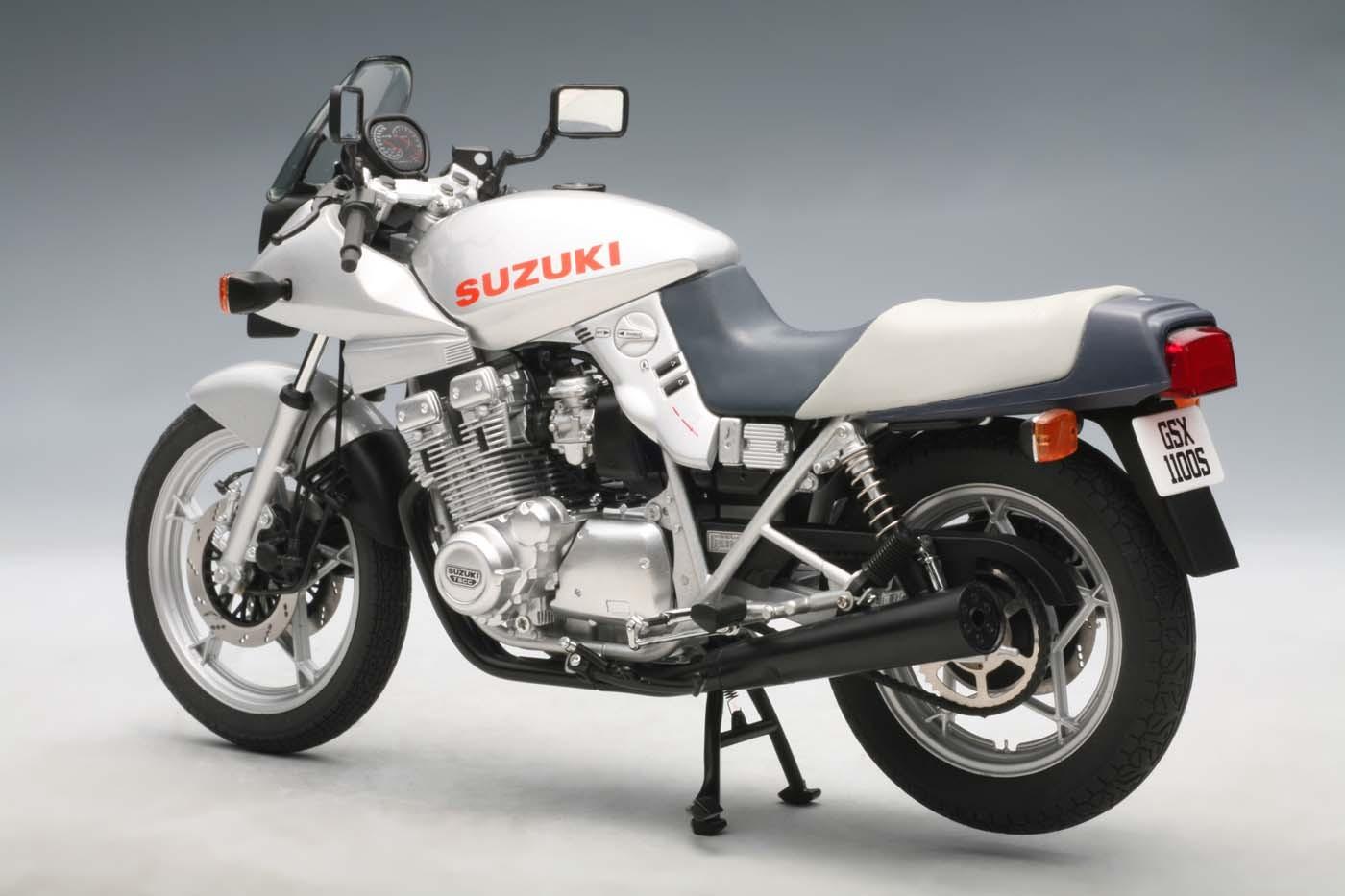 Suzuki Sport Bike Models