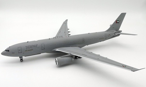 Uae Air Force A330 243 Mrtt 1302 With Stand If332mrt0518 Scale 1